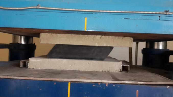 Doha Qatar Rail Metro Bearing Supplier Ptfe Teflon Bridge