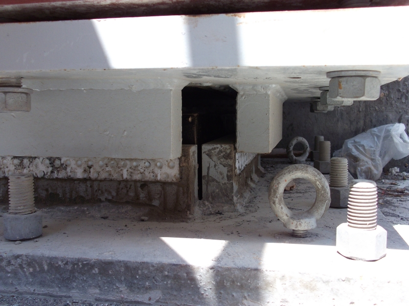 ptfe Teflon, bridge bearing, rubber bearing, bearings, neoprene