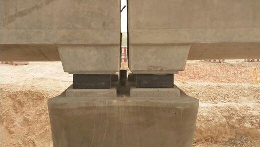 neoprene bridge bearing